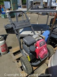 Honda 190 GC Pressure Washer