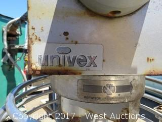 Univex Heavy Duty Kitchen Mixer