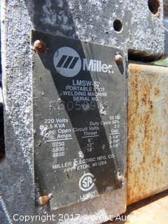 Miller Portable Spot Welder