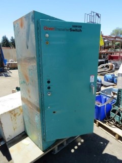 Mcgraw-Edison Transfer Switch