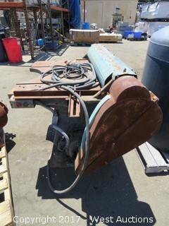 3' Industrial Roller Sheer