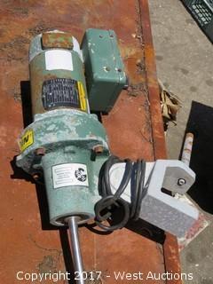 Baldor Reliancer Industrial Motor/Mixer