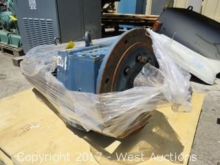 Industrial Electric Motor with Mobilegear 630 Gear System