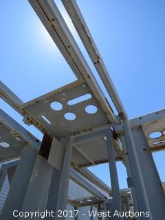 (1) Steel Rack