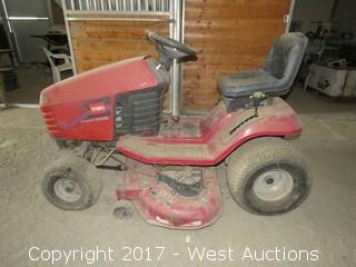 Toro Wheel Horse Riding Lawn Mower