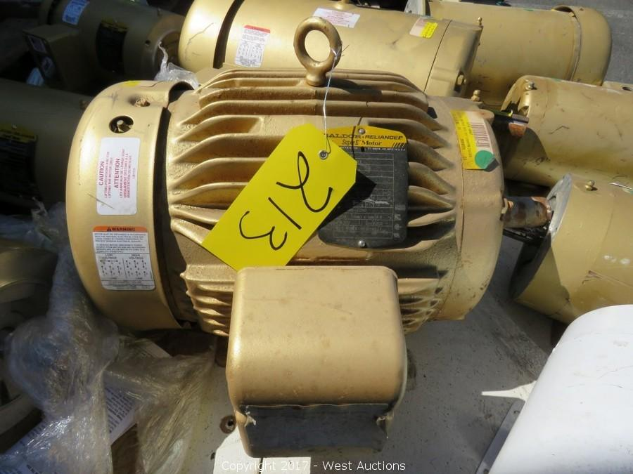 Surplus Equipment, Motors and Tools