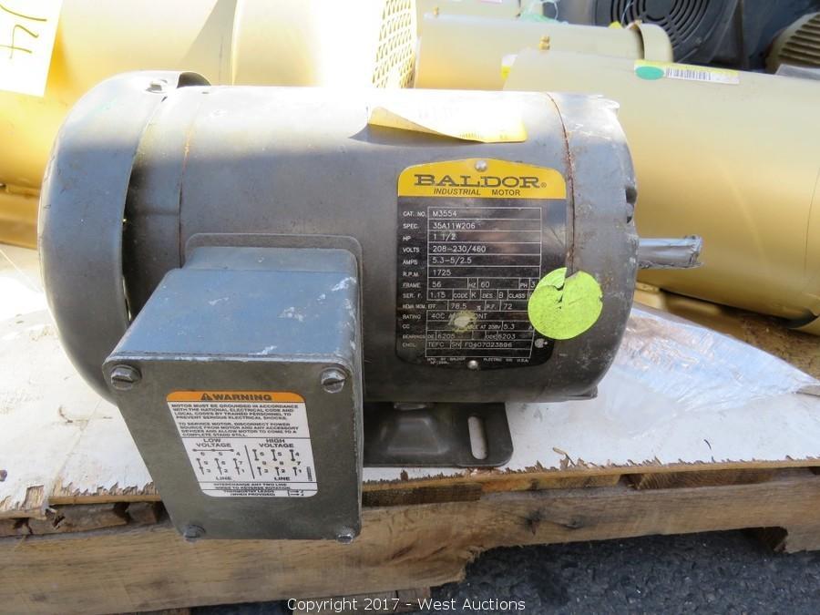 Surplus Equipment, Motors and Tools