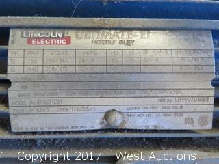 Motion Industries Portable Hydraulic Pump