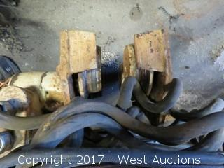 Coffing 1 Ton Electric Chain Hoist