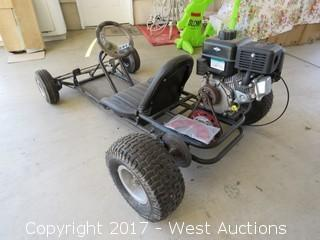 Go Kart with 208cc Briggs and Stratton Motor 950 Series