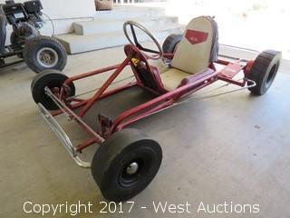Vintage Neal Go-Kart