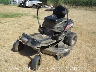Craftsman ZT 7000 Ride On Lawn Mower