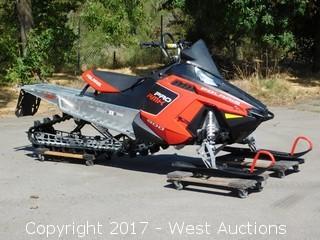 2010 Polaris 800 Pro-RMK 155 Snowmobile