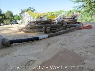 (2) Lasso Ropes