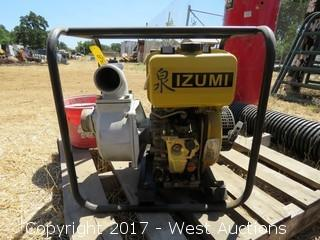 Izumi Diesel Water Pump