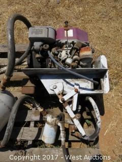 Craftsman Kohler 20HP Hydraulic Pump Plus Fuel Tank