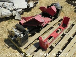 Quick Connection for 3-Point Tractor Hitch