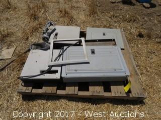 Electrical Panel and Parts