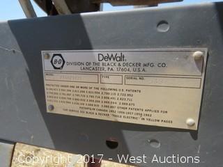 """DeWalt 740 2HP 3"""" Cut Saw"""