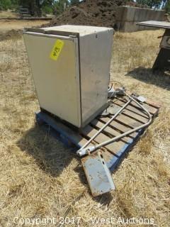 3-Way RV Refrigerator