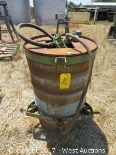 PTO Tractor Spray Pump