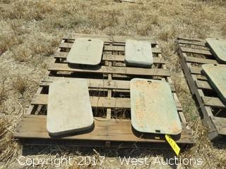 (4) Irrigation Control Valve Covers