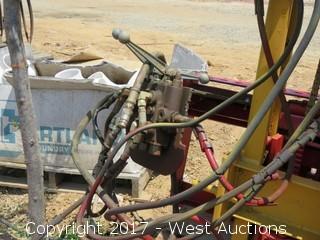 Hydraulic 3-Point Forklift