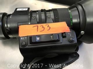 Fujinon A14X9BERM-24B Lens