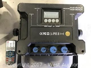 (2) LED 12-6in1 Wireless PAR