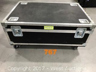 8 Space RGBWA+UV light case