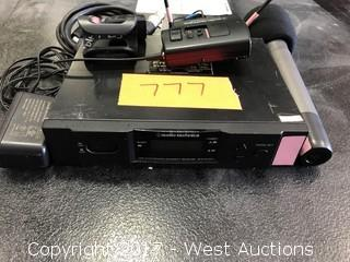 Audio Technica 3000 Series Wireless  Microphone Pkg