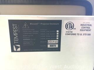 Outdoor Projector Weather Case