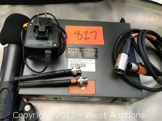 Sennheiser G3 E835 HH Wireless Mic Pkg