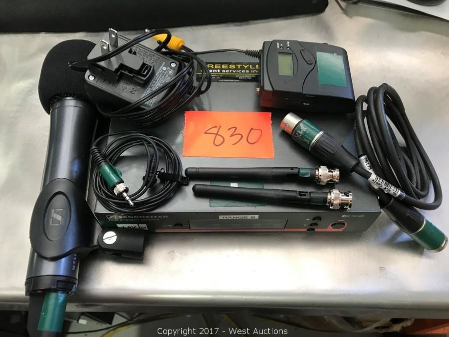 Auction of Surplus Trucks, Event Staging, Lighting Equipment and Accessories