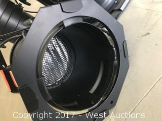 (4) American DJ Par56 Lights
