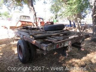 Ford 2-Ton Flat Bed