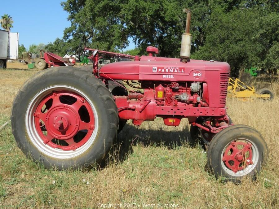 Retirement Auction of Classic Vehicles, Farm Implements, and Trailers