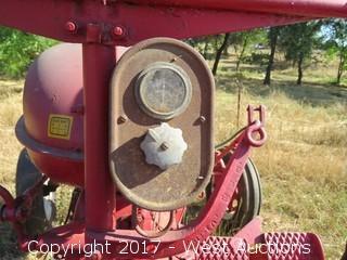 IH McCormick Farmall Diesel MD Tractor
