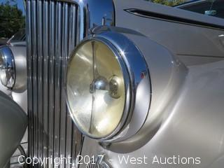 1954 Bentley R Type-Right Hand Drive, Made in England