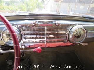 1948 Lincoln H-Series Salon Sedan