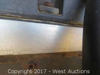 1999 Case IH Steiger 9350 Tractor with Grouser Blade