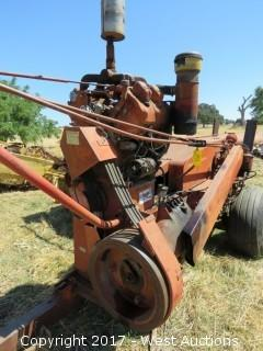 Sperry New Holland 290 Wire Baler