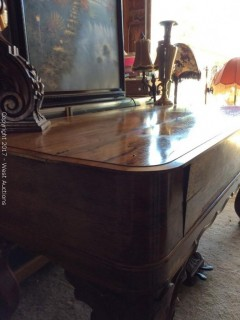 1868 Cottage Gem Square Parlor Grand Piano