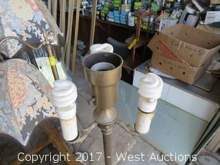 Lamp Stand & Shade