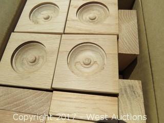 (36) Corner Blocks