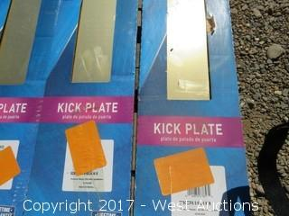 Pallet & Kick Plates & Handle Plates