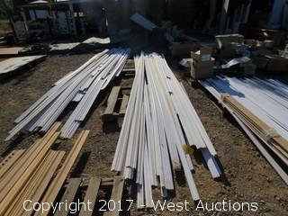 Chair Railings & Base Boards