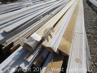 Baseboards & Chair Railing