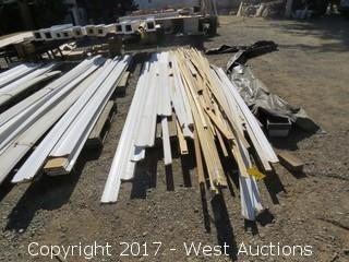 Assorted ecorative Crown Molding