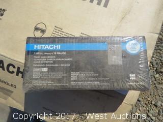 Hitachi Finish Nails